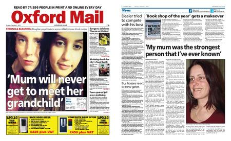 Oxford Mail – October 01, 2019