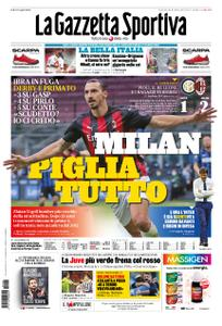 La Gazzetta dello Sport Bergamo – 18 ottobre 2020