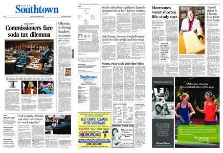 Daily Southtown – September 14, 2017