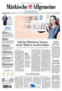 Märkische Allgemeine Westhavelländer - 03. April 2019