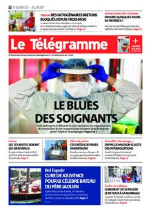 Le Télégramme Auray – 16 juin 2020
