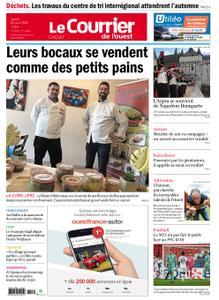 Le Courrier de l'Ouest Cholet – 22 avril 2021