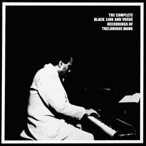 Thelonious Monk - The Complete Black Lion and Vogue Recordings (1989) {3CD Set Mosaic MD3-112 rec 1954, 1971}