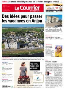 Le Courrier de l'Ouest Angers – 27 février 2021