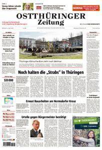 Ostthüringer Zeitung Rudolstadt - 04. April 2018