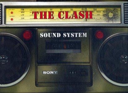 The Clash - Sound System (2013) [11CD+DVD Box Set, Columbia 887254600022 rec 1977-1982}