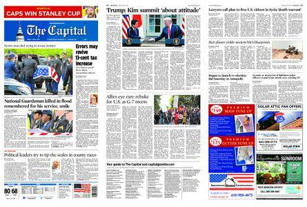 The Capital – June 08, 2018