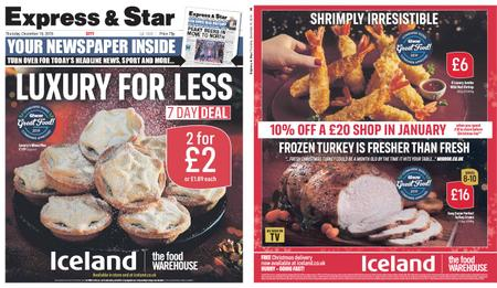 Express and Star City Edition – December 19, 2019
