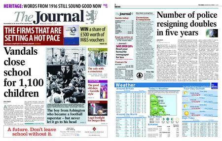 The Journal – October 11, 2017