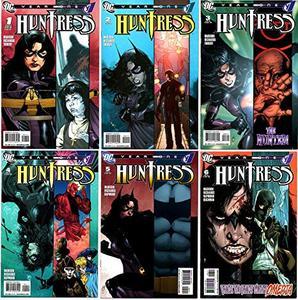 Huntress Año Uno