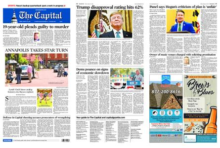 The Capital – August 23, 2019