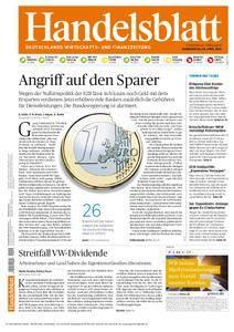 Handelsblatt - 28. April 2016