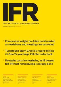 IFR Magazine – February 01, 2020