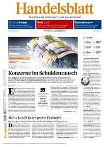 Handelsblatt - 14. Dezember 2016