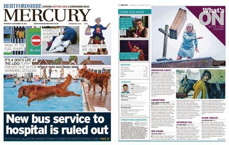 Hertfordshire Mercury – September 30, 2021