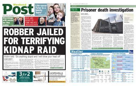 Nottingham Post – September 16, 2017