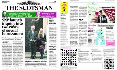 The Scotsman – October 31, 2017
