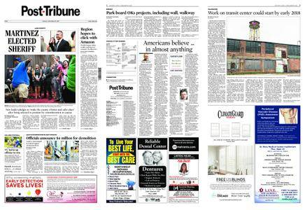 Post-Tribune – September 17, 2017