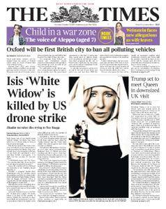 The Times - 12 October 2017