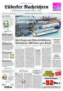 Lübecker Nachrichten Ostholstein Süd - 15. März 2019