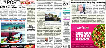 The Guam Daily Post – July 19, 2020