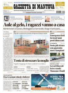 Gazzetta di Mantova - 10 Gennaio 2017