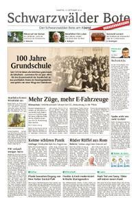 Schwarzwälder Bote Hechingen - 14. September 2019