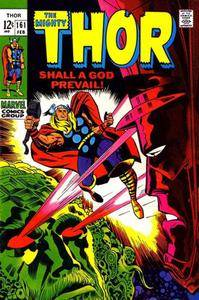The Mighty Thor v1 161