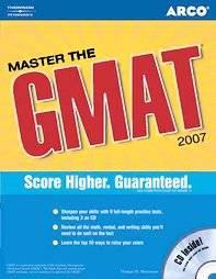 Thomas H. Martinson, «Master the GMAT 2007»