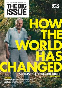 The Big Issue - September 21, 2020