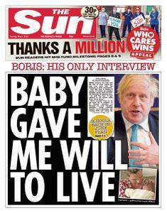The Sun UK - 4 May 2020