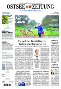 Ostsee Zeitung Wolgast - 10. Januar 2019
