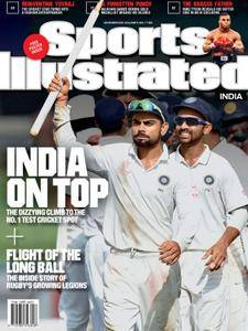 Sports Illustrated India - November 2016