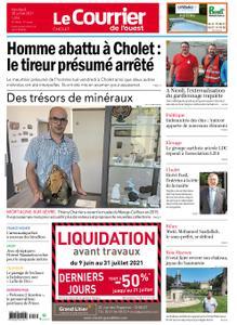 Le Courrier de l'Ouest Cholet – 30 juillet 2021