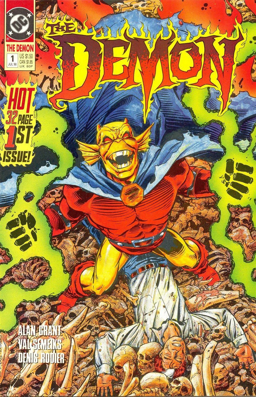 The Demon v3 001 07-1990