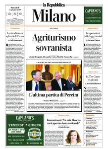 la Repubblica Milano – 12 giugno 2019