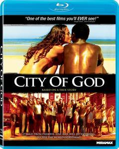 City Of God (2002) Cidade de Deus