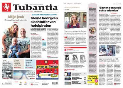 Tubantia - Enschede – 17 augustus 2018
