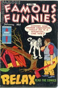 Famous Funnies 175 1949 c2cL246