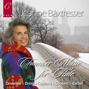 Jeanne Baxtresser - Chamber Music for Flute (2007/2019)