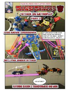 Unofficial Tales of Kreon Transformers 02