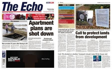 Evening Echo – February 03, 2021