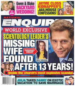 National Enquirer – March 04, 2019