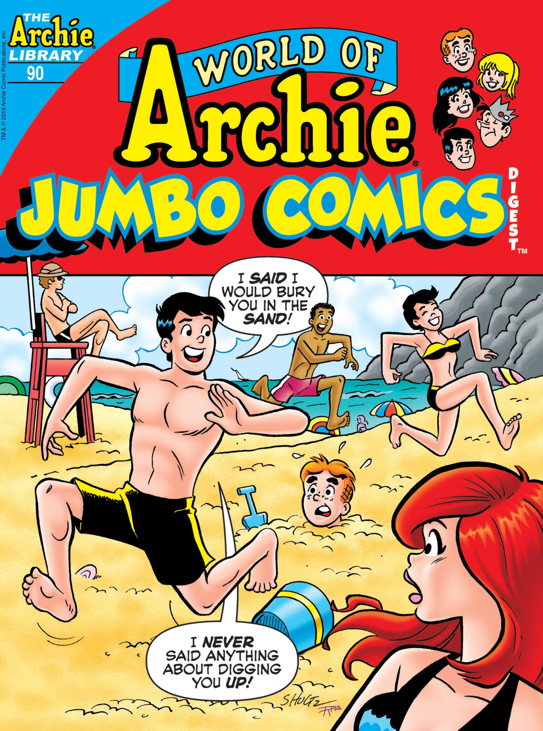 World of Archie Double Digest 090 (2019) (Digital) (Shadowcat-Empire