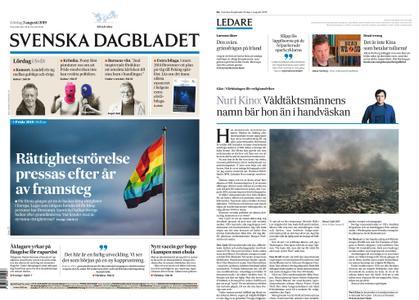 Svenska Dagbladet – 03 augusti 2019