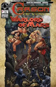 Edgar Rice Burroughs Carson of Venus-Warlord of Mars 001 2019 digital Son of Ultron