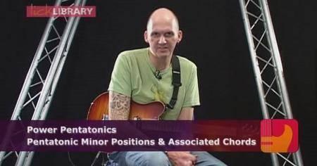 Ultimate Guitar Techniques - Power Pentatonics