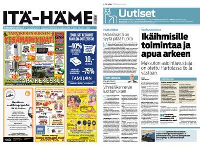 Itä-Häme – 13.06.2019