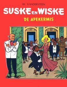 Suske En Wiske - 061 - De Apekermis 1965