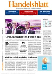 Handelsblatt - 18. März 2019